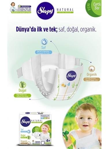 Sleepy Sleepy Natural Maxi Plus Bebek Seti Beyaz
